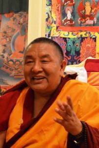 Khenpo Sange Rangjung Rinpoche