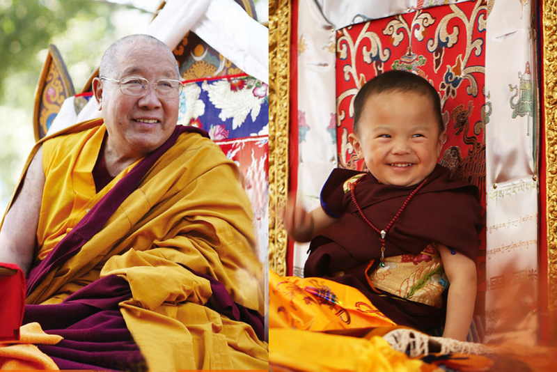 HH Penor Rinpoche photo